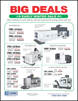 Big Deals Early Christmas Sales, in stock new CNC machines